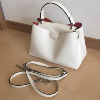 BARNEYS NEW YORK - 美品、イタリアブランド ジャンニキャリーニ  2WAYバッグ