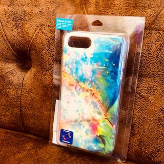 クレアーズ(claire's)の【新品未使用】クレアーズ スマホケース カバー iPhone 6 7 8+(iPhoneケース)