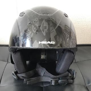 子供 スキー スノーボード用 ヘルメット HEAD ヘッド S–Mサイズ(ウエア/装備)