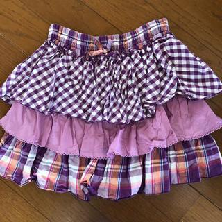 サンカンシオン(3can4on)の3can4on♡スカート♡サイズ130(スカート)