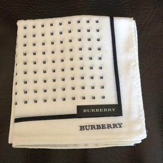 バーバリー(BURBERRY)のバーバリー  ハンカチ(ハンカチ)