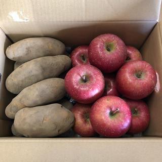 りんご&じゃがいも(野菜)