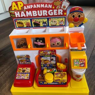アンパンマン - アンパンマン ハンバーガー屋さん 美品