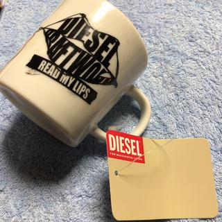 ディーゼル(DIESEL)のDIESELのマグカップ(グラス/カップ)
