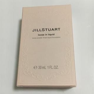 ジルスチュアート(JILLSTUART)のジルスチュアート リキッドファンデーション 103(ファンデーション)