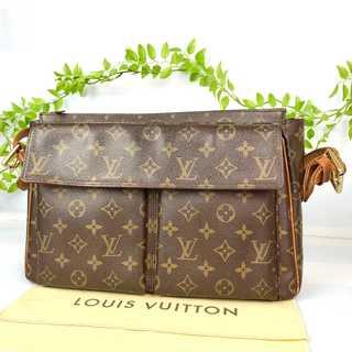 ルイヴィトン(LOUIS VUITTON)の✨美品✨ルイヴィトン ヴィヴァシテGM ハンドバッグバッグ モノグラム(ハンドバッグ)