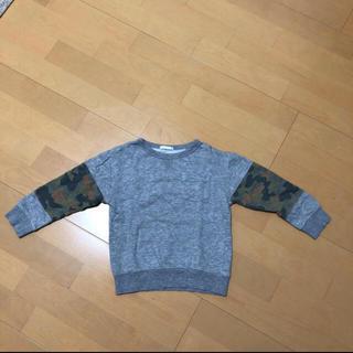 ジーユー(GU)のGU kids トレーナー(Tシャツ/カットソー)