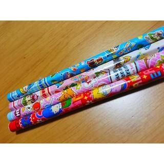 ショウガクカン(小学館)の【ちゃお】付録鉛筆【なかよし】(少女漫画)