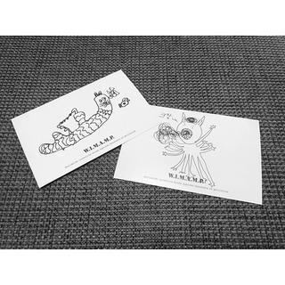 ボボチョース(bobo chose)の【bobo choses 】W.I.M.A.M.P コレクション ポストカード(その他)