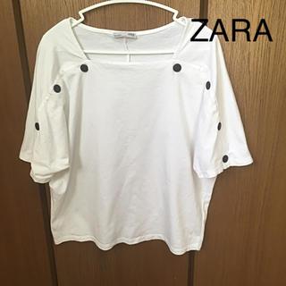 ZARA - ZARAカットソー