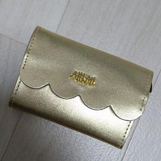 アーカー(AHKAH)のAHKSHミニ財布(財布)