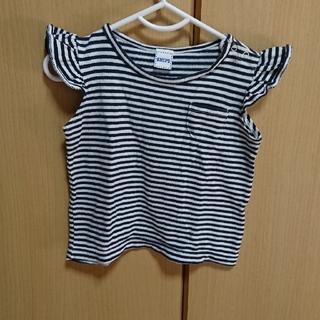 シップス(SHIPS)のSHIPSのフリルTシャツ90(Tシャツ/カットソー)