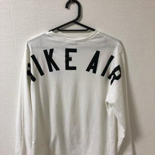 ナイキ(NIKE)のNike AIR ロングtシャツ ロンt 長袖(Tシャツ/カットソー(七分/長袖))