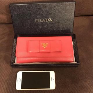 プラダ(PRADA)のPRADA❤️長財布(財布)