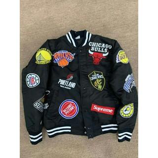 Supreme -  supreme×nike NBA jacket Lサイズ 美品
