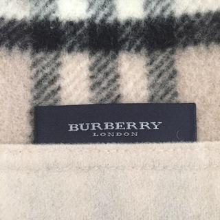 バーバリー(BURBERRY)の専用(毛布)