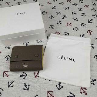 セリーヌ(celine)のセリーヌ 三つ折り 財布(折り財布)