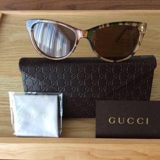 グッチ(Gucci)のGUCCI ♪サングラス♪ 未使用品!(サングラス/メガネ)