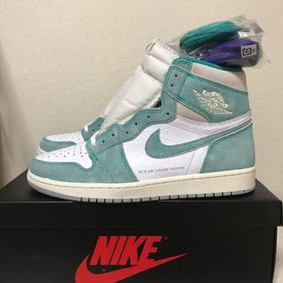 ナイキ(NIKE)のNIKE AIR JORDAN1 HIGH OG 28 TURBO GREEN(スニーカー)