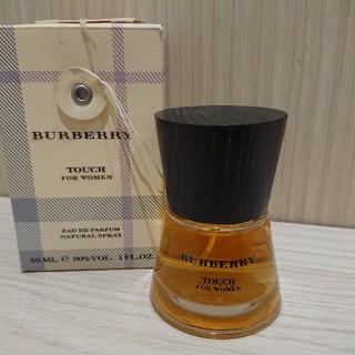 バーバリー(BURBERRY)の未使用 バーバリー タッチ フォーウイメン 50ml オードパルファム 香水(香水(女性用))
