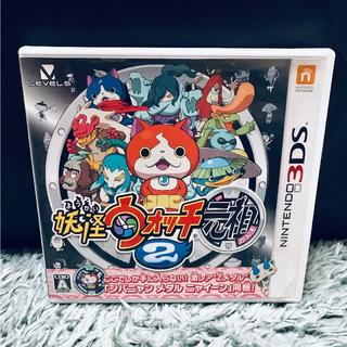 ニンテンドー3DS(ニンテンドー3DS)の元祖 3DS 妖怪ウォッチ2  ジバニャン(携帯用ゲームソフト)