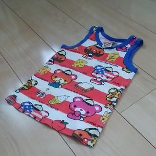 ジャム(JAM)の100サイズ JAM グラグラ タンクトップ 美品(Tシャツ/カットソー)