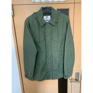 シュプリーム(Supreme)のsupreme military jacket(ミリタリージャケット)