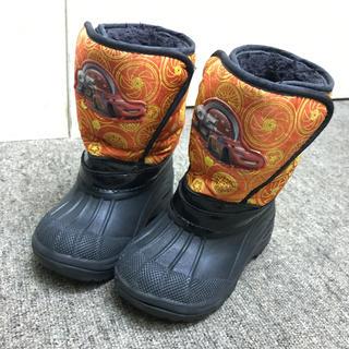 ディズニー(Disney)のカーズスノーブーツ 16センチ(長靴/レインシューズ)