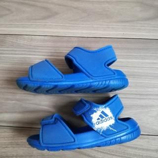 アディダス(adidas)の13cm adidas サンダル(サンダル)
