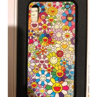 村上隆 kaikaikiki iPhone XS マルチカラー(iPhoneケース)