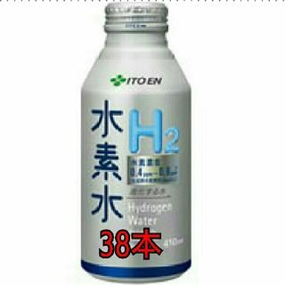イトウエン(伊藤園)の伊藤園 水素水 410mlボトル缶38本(ミネラルウォーター)