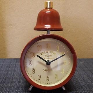 新品未使用 Bouliac -Bell- ブリアック ベル RD 置き時計(置時計)