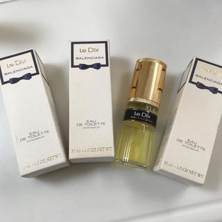 新品 バレンシアガ香水