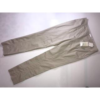 アルマーニ コレツィオーニ(ARMANI COLLEZIONI)の新品アルマーニ コレツォーニ ズボン パンツ 薄い茶色系 42号 大きいサイズ(その他)