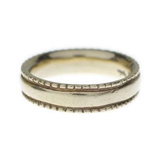 アガット(agete)のagete アガット  K10 金 ゴールド シンプル リング 指輪 5号 YG(リング(指輪))