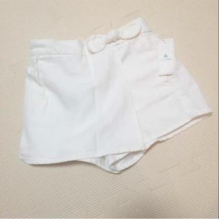 ベビーギャップ(babyGAP)のbabygap☆新品☆90☆巻きショートパンツ・キュロット(パンツ/スパッツ)