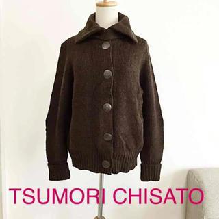 ツモリチサト(TSUMORI CHISATO)のツモリチサト こうもりニット(ニット/セーター)