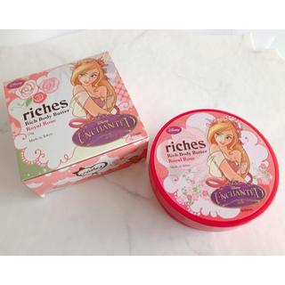 ディズニー(Disney)の新品【riches】リッチボディバター ボディクリーム(ボディクリーム)