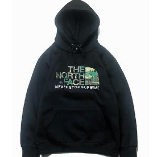 THE NORTH FACE - the north face  パーカー 男女兼用  裏起毛 秋冬 XLサイズ