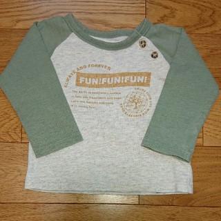 キムラタン(キムラタン)の80cm 長袖Tシャツ(Tシャツ)
