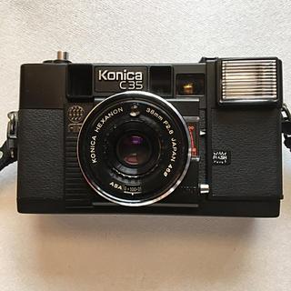 コニカミノルタ(KONICA MINOLTA)のCONICA C35 AF ジャンク(フィルムカメラ)