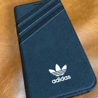 アディダス(adidas)のiPhoneX adidasケース(iPhoneケース)