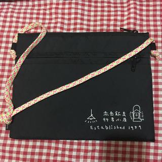 赤岳鉱泉 サコッシュ キャニオンワークス(登山用品)