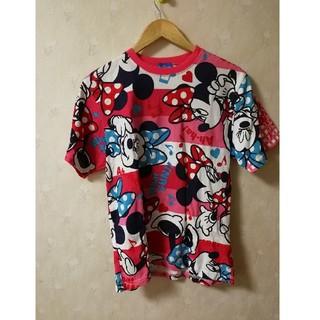 ディズニー(Disney)のディズニー公式 Tシャツ ミニー (Tシャツ(半袖/袖なし))