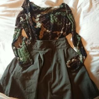プラダ(PRADA)のPRADAのスカート(セット/コーデ)