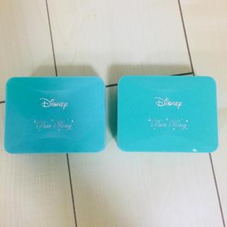 ディズニー(Disney)のディズニー ペアリング ゴールド、シルバーセット(リング(指輪))
