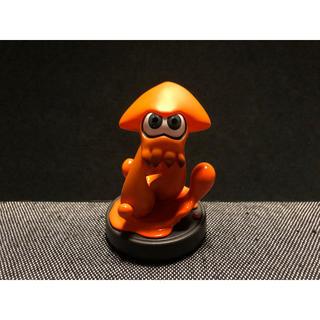 ニンテンドースイッチ(Nintendo Switch)のamiibo スプラトゥーン イカ オレンジ 限定カラー アミーボ ③(その他)