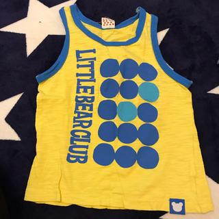リトルベアークラブ(LITTLE BEAR CLUB)のリトルベアークラブ タンクトップ(Tシャツ/カットソー)