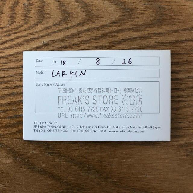 BEAUTY&YOUTH UNITED ARROWS(ビューティアンドユースユナイテッドアローズ)のADSR エーディーエスアール LARKIN サングラス レディースのファッション小物(サングラス/メガネ)の商品写真