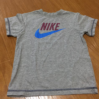 ナイキ(NIKE)のNIKE ナイキ Tシャツ グレー 130 フーセンウサギ ボーイズ スポーツ(Tシャツ/カットソー)